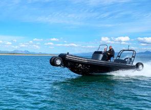 amphibious boat